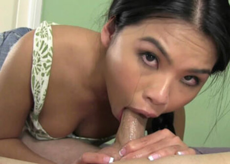 Cindy Starfall swallows her stepdad's jizz